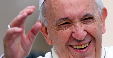EXCLUSIVO-Papa critica política de separação de famílias imigrantes do governo Trump