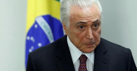 STF autoriza incluir delação de Funaro em inquérito dos portos, que investiga Temer