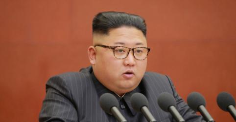 Placeholder - loading - EUA identificam instalação de testes de mísseis da Coreia do Norte que Kim prometeu destruir