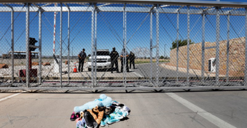 Bases militares dos EUA podem abrigar crianças imigrantes separadas dos pais