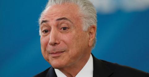 Fachin arquiva investigação sobre citação a Temer em manuscrito apreendido em gabinete de Ciro Nogueira