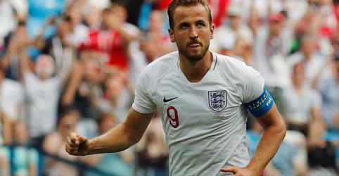 Inglaterra garante classificação ao golear Panamá por 6 x 1
