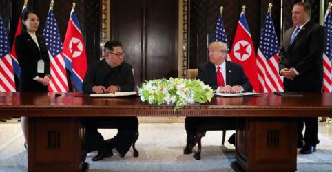 Placeholder - loading - EUA farão pedidos pós-cúpula à Coreia do Norte em breve, diz autoridade