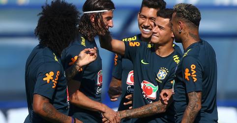 Placeholder - loading - Brasil decepciona na Copa, mas pressão está sobre Sérvia em jogo decisivo