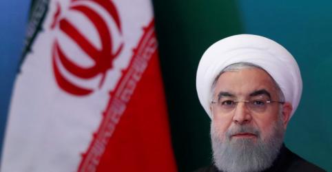 Placeholder - loading - Presidente do Irã diz que país não cederá à pressão econômica dos EUA