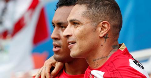 Placeholder - loading - Peru vence Austrália por 2 x 0, mas as duas equipes são eliminadas