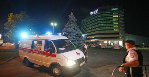 Placeholder - loading - Hotel na cidade russa sede da Copa do Mundo Rostov é esvaziado