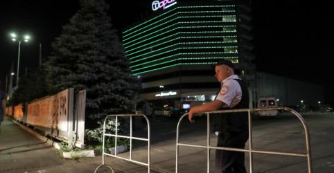 Placeholder - loading - Polícia russa libera locais que foram alvo de ameaça de bomba em cidade da Copa