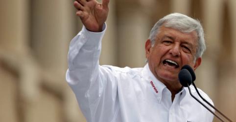 Candidato de esquerda López Obrador tem liderança de 24 pontos para eleição no México, diz pesquisa