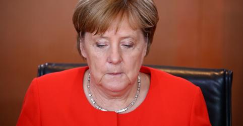 Coalizão alemã corre risco após fracasso em negociações sobre imigração