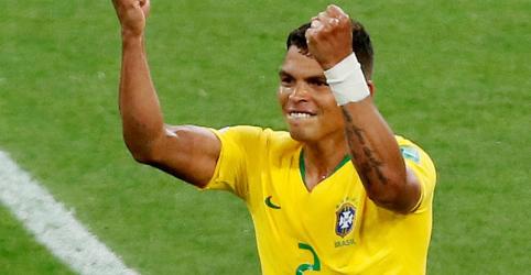 Placeholder - loading - Imagem da notícia Brasil vence Sérvia por 2 x 0 e enfrentará México nas oitavas de final