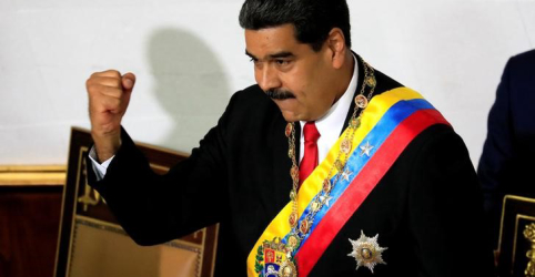Placeholder - loading - Presidente da Venezuela chama vice dos EUA de 'víbora venenosa'