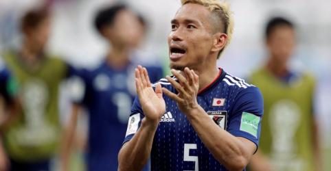 Placeholder - loading - Japão perde para Polônia mas sobrevive no Mundial por ter recebido menos cartões que Senegal