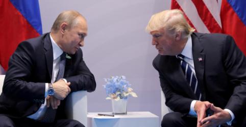 Putin e Trump devem debater Síria em cúpula de julho, diz Kremlin
