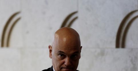 Placeholder - loading - Alexandre de Moraes será relator de recurso de Lula contra envio de pedido de liberdade ao plenário