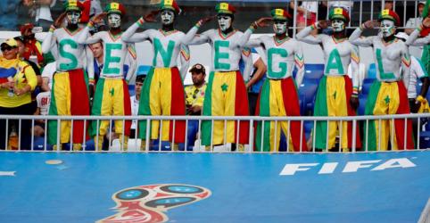 Placeholder - loading - Imagem da notícia Apesar de temores, Copa do Mundo da Rússia chega à metade sem denúncias de racismo