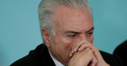 Barroso prorroga inquérito dos portos e 'blinda' delegado que investiga Temer