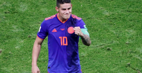 Placeholder - loading - Menos badalada, Colômbia tem mais gols que Brasil e Argentina nas duas últimas Copas