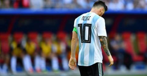Placeholder - loading - ANÁLISE-Eliminação da Argentina não surpreende após trajetória conturbada