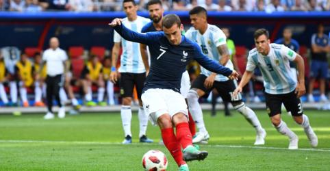 Placeholder - loading - Confronto entre França e Uruguai é familiar para Griezmann