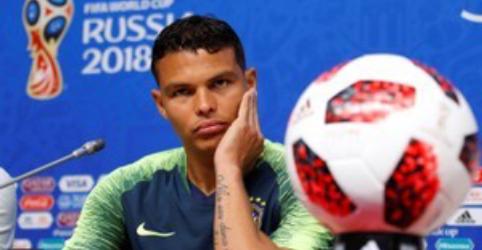 Placeholder - loading - México mereceu classificação às oitavas e é um rival perigoso, diz capitão Thiago Silva