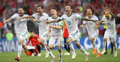 Placeholder - loading - Rússia derrota Espanha nos pênaltis e vai às quartas de final da Copa do Mundo