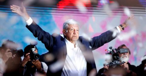 López Obrador é eleito presidente do México em vitória histórica para a esquerda