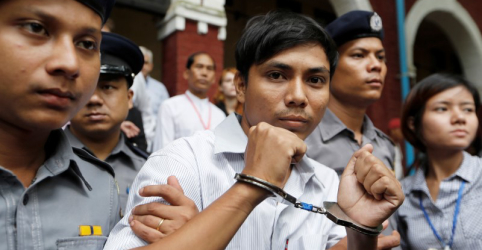 Tribunal de Mianmar decidirá na próxima semana sobre acusação contra repórteres da Reuters
