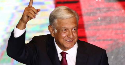 Placeholder - loading - Imagem da notícia Presidente eleito do México quer permanecer no Nafta e laços amigáveis com EUA