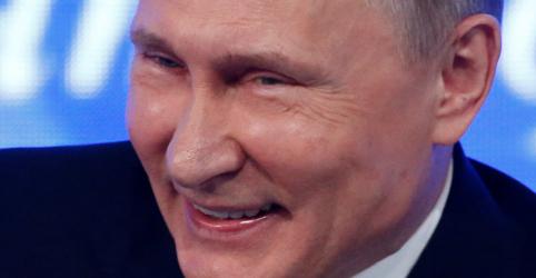 Placeholder - loading - Imagem da notícia Putin ficará feliz em ter conversa particular com Trump durante cúpula, diz Kremlin