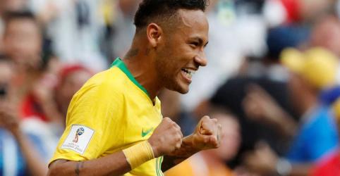 Placeholder - loading - Imagem da notícia Real Madrid diz que reportagem sobre proposta recorde por Neymar é 'completamente falsa'