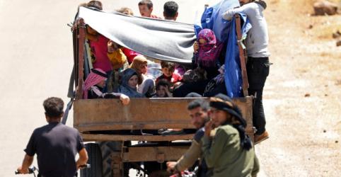 ONU pede que Jordânia abra fronteiras para refugiados sírios