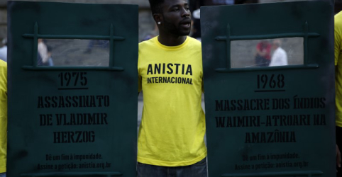 Placeholder - loading - Imagem da notícia Corte Interamericana de Direitos Humanos condena Brasil, 43 anos depois, por tortura e morte de Herzog