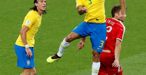 Miranda será capitão da seleção brasileira contra Bélgica
