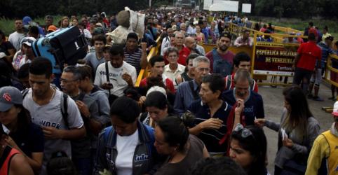 Placeholder - loading - Imagem da notícia Mais de 50 países pedem que Venezuela aceite ajuda humanitária e restaure Estado de Direito