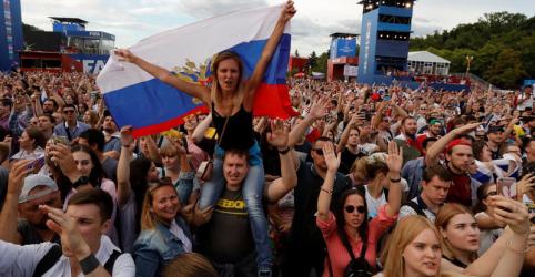 Placeholder - loading - Moscou irá inaugurar nova área para torcedores antes de jogo da Rússia