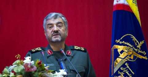 Placeholder - loading - Imagem da notícia Guarda Revolucionária do Irã diz que Estreito de Hormuz é para todos ou para 'ninguém'