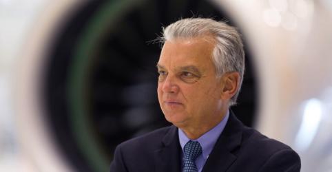 Placeholder - loading - Presidente da Embraer vê impulso de US$1 bi em posição de caixa em acordo com Boeing
