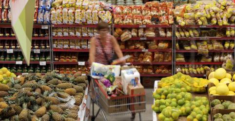 Placeholder - loading - Alimentos disparam com greve e IPCA tem maior alta para junho desde 1995