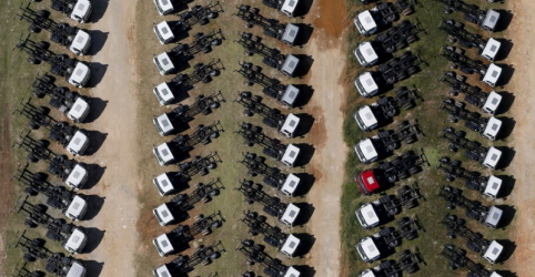 Placeholder - loading - Imagem da notícia Produção de veículos no Brasil em junho sobe 20,7% sobre maio, diz Anfavea
