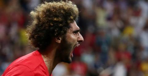 Placeholder - loading - Bélgica opta por Chadli e Fellaini para enfrentar o Brasil