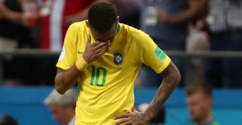 Placeholder - loading - Brasil perde da Bélgica por 2 x 0 no primeiro tempo