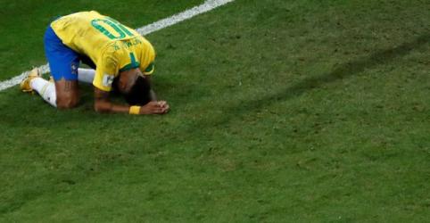 Placeholder - loading - Brasil perde da Bélgica e é eliminado da Copa do Mundo da Rússia