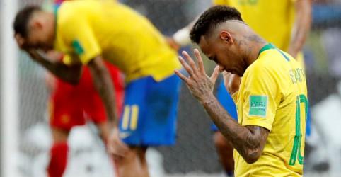 Bélgica usa ousadia e inteligência para derrotar Brasil em partida emocionante