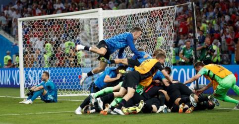 Placeholder - loading - Imagem da notícia Croácia vence a Rússia nos pênaltis e enfrentará Inglaterra nas semifinais da Copa