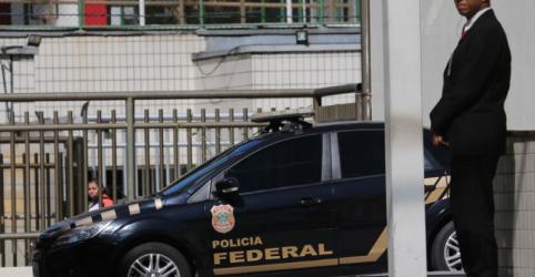 Placeholder - loading - Imagem da notícia PF realiza operação contra tráfico internacional de drogas e apreende 4 toneladas de cocaína