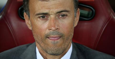 Placeholder - loading - Imagem da notícia Luis Enrique será novo técnico da seleção espanhola