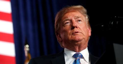 Placeholder - loading - Trump diz que China pode estar exercendo pressão negativa sobre acordo da Coreia do Norte com EUA