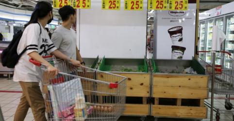 Taiwan cancela voos e fecha escolas e comércio por chegada de supertufão Maria