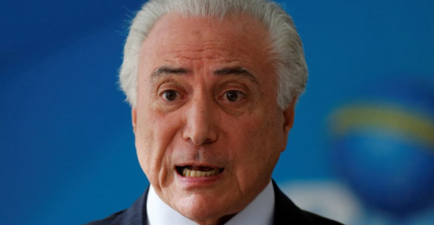 Placeholder - loading - Imagem da notícia CORREÇÃO-PGR concorda com pedido da PF de prorrogar inquérito dos portos, que investiga Temer, por mais 60 dias